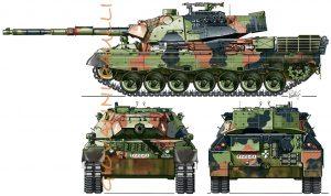 Leopard 1 A5 HEER