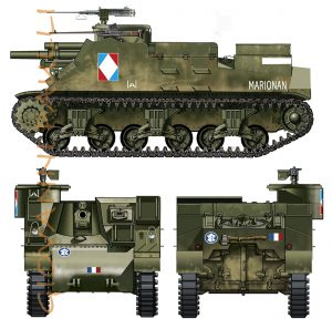 M7 Priest France
