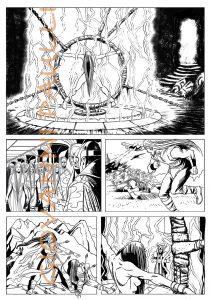 B/W comics