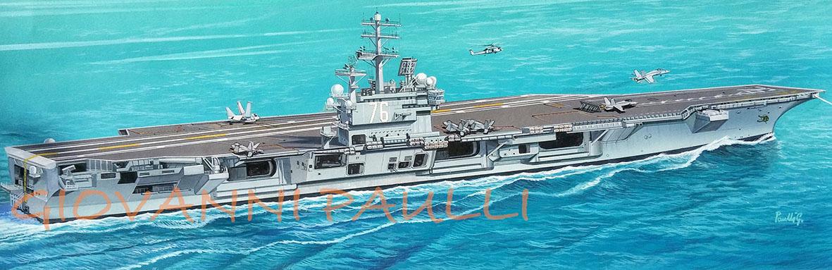 USS R. Reagan