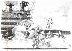 A-6 alla catapulta
