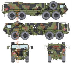 M-978 fuel tank
