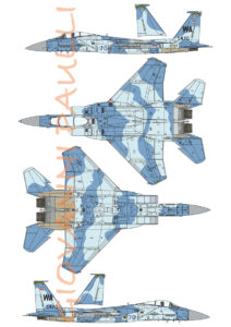 Mc Donnel Douglas F-15C
