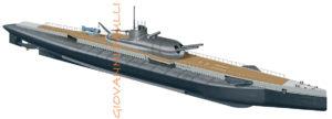 Submarine Surcouf