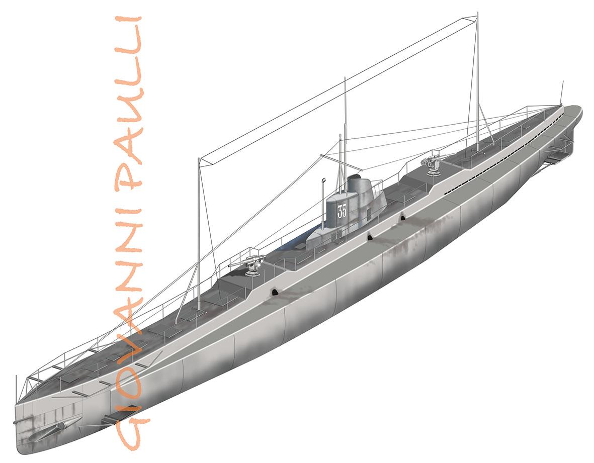 U-BOOT U-35