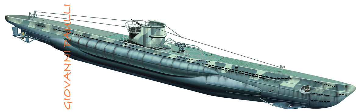 U-BOOT VII C