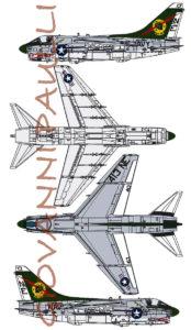 Vought A-7E Corsair