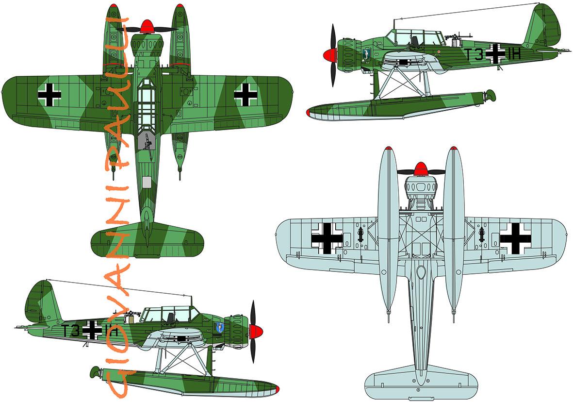 Arado Ar196 A