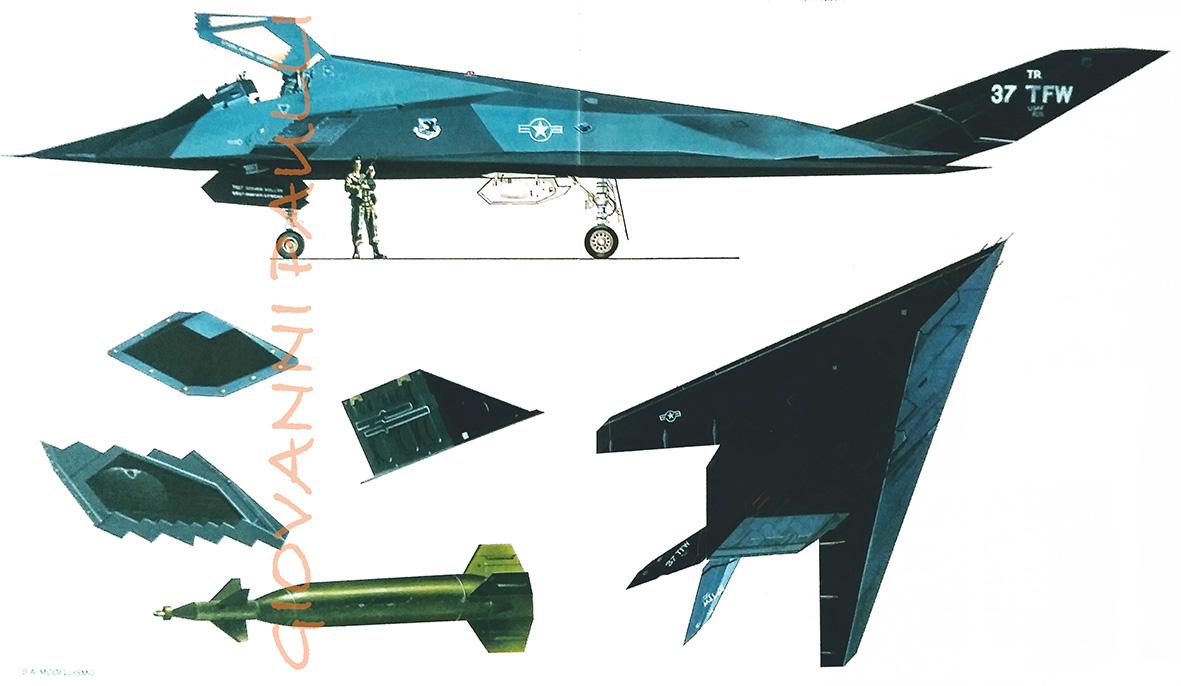 Lockheed F 117A